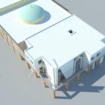 7_Mosquée_DAR_ESSALAM_toiture_2